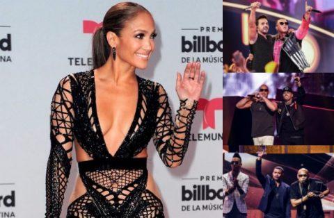 Conoce a las estrellas que arrasaron en los Billboard Latinos