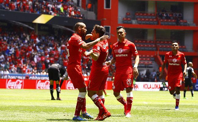 Atlético de Madrid será el rival del Toluca por su Centenario