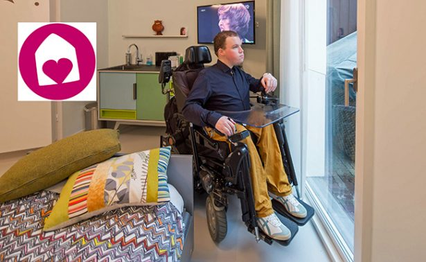 Xenia, un hogar con corazón para alegrar la vida en Holanda