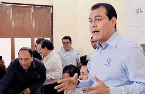 JUAN ZEPEDA Candidato del Partido de la Revolución Democrática a la gubernatura del Estado de México