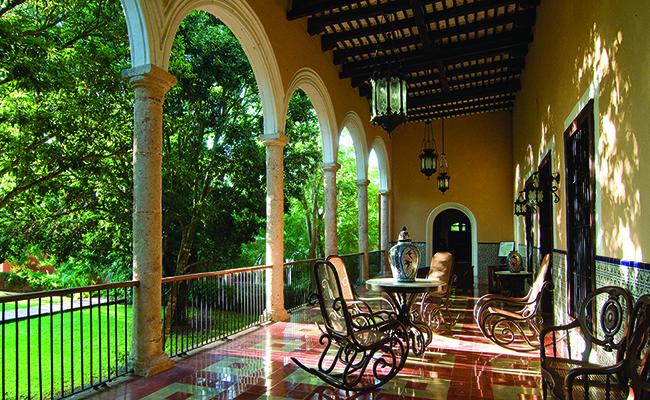 Henequ n el oro verde de las haciendas en yucat n for Hacienda los azulejos