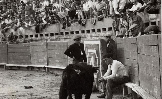 MARIO MORENO fue un gran aficionado de los toros
