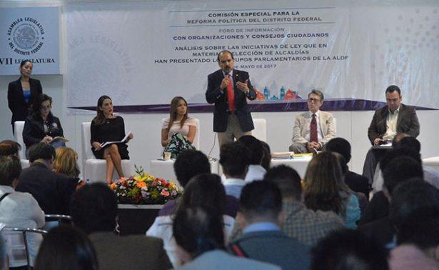 Ley de Alcaldías sentará bases del funcionamiento político: diputado Alfaro
