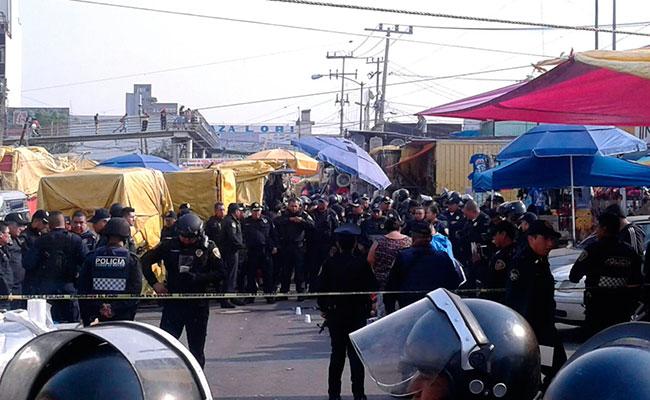 Mueren dos personas durante altercado en Mercado de Sonora