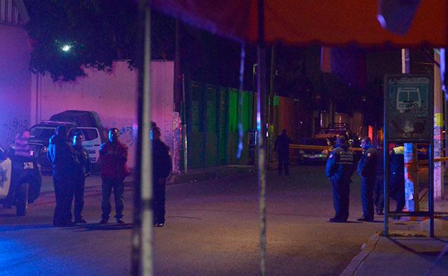 Delincuentes atacan una patrulla y matan a 5 policías en Ecatepec