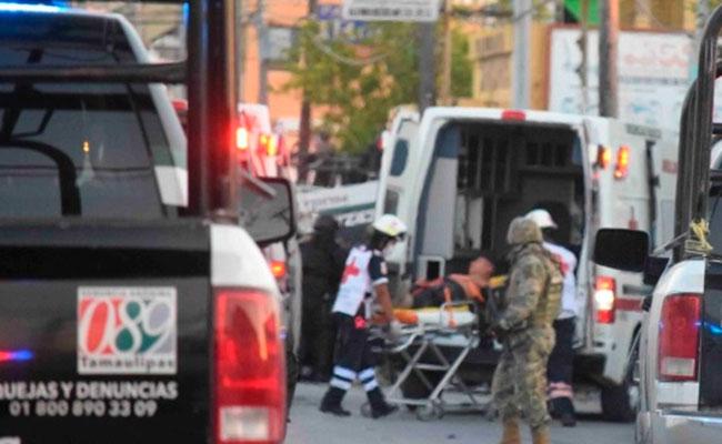 El accidente ocurrió al momento en que los efectivos policiacos acudían a prestar auxilio a compañeros que enfrentaban a civiles armados. Foto: Redes sociales