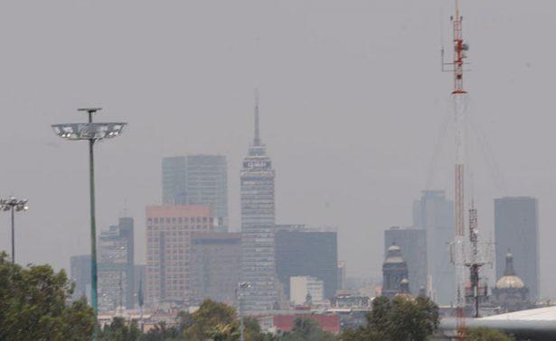 Contingencia ambiental en CDMX permanece para el sábado