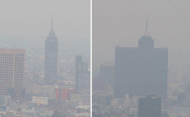 Comisión Ambiental de la Megalópolis descarta fase de crisis ambiental