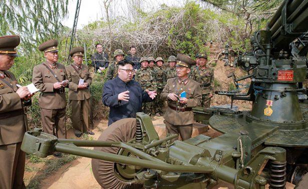 Corea del Norte dice tener apoyo de Cuba