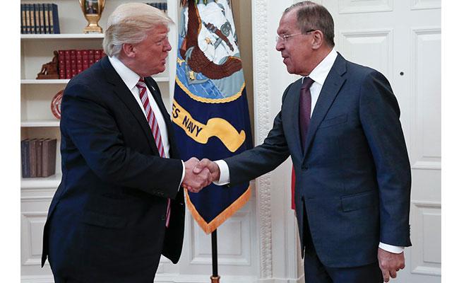 Trump confirma haber compartido datos confidenciales con Rusia