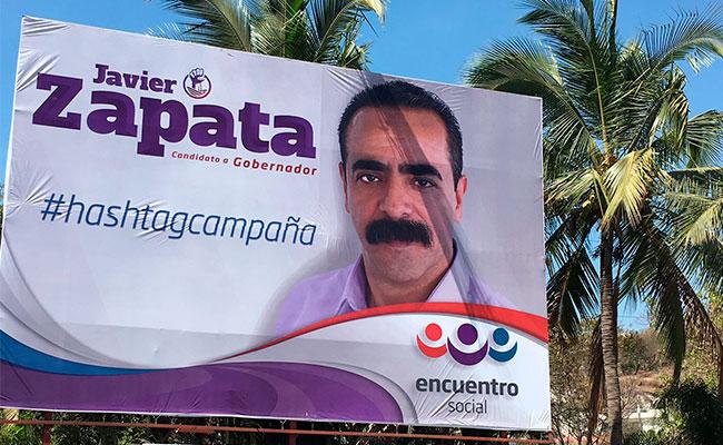 """Usuarios de Twitter notaron el hashtag más """"rotundo"""" de las campañas electorales Foto: Twitter @Daniel_Azuara"""
