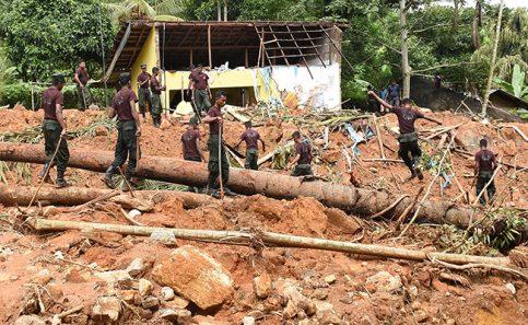 Sri Lanka: Deslaves e inundaciones dejan más de 200 muertos