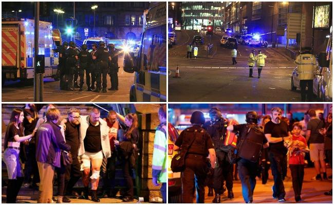 Resultado de imagen de Ataque Terrorista de Manchester CORBYN antes de ELECCIONES