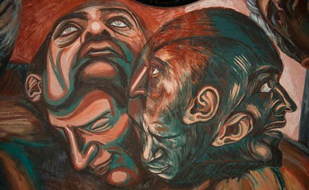 Video Restauran Murales De Orozco En El Paraninfo En Guadalajara