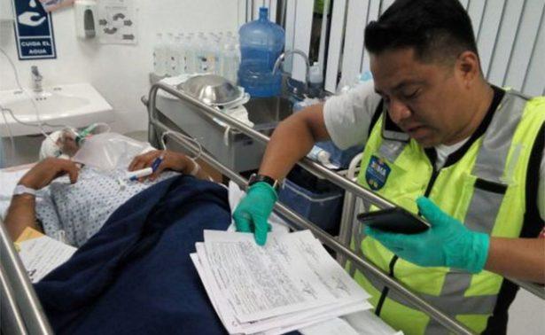 12 muertos y 30 lesionados por explosión de polvorín en Chilchotla: SGG