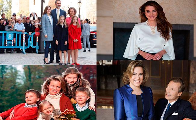 Desde la realeza: ¡Feliz Día de las Madres 2017!