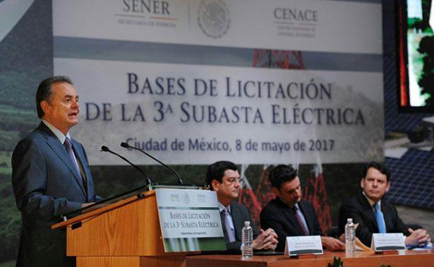 MÉXICO: México va por 50% de electricidad limpia para 2050