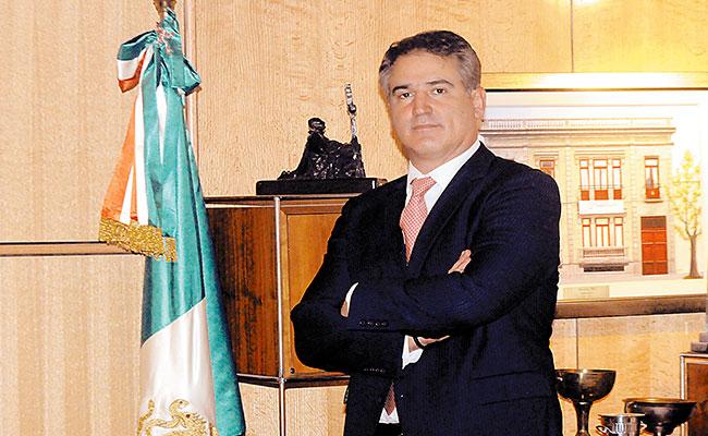 Alejandro Grisi Presidente saliente del Consejo / Foto: Omar Florez