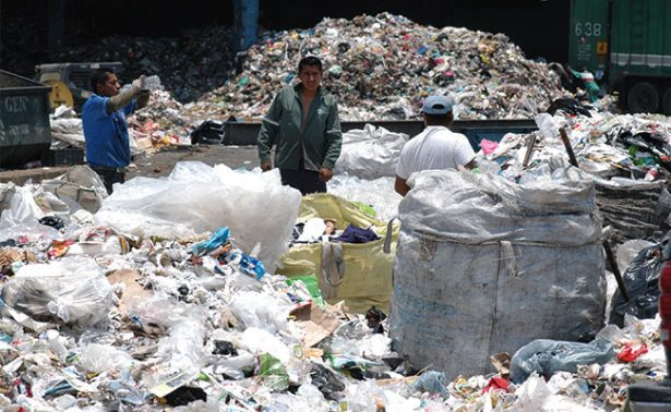 Desconocen capitalinos nueva separación de basura