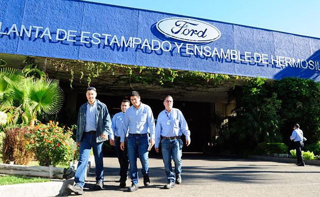 el proyecto de ensamblaje se irá a las plantas que Ford tiene en diversos países de Europa y China / Foto: Sergio Gómez
