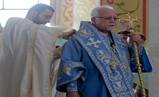 """""""El Arzobispo Chedraoui era un promotor del diálogo y el entendimiento. Mis condolencias para sus familiares, amigos y comunidad religiosa"""", ENRIQUE PEÑA NIETO Presidente de México / Foto: Cuartoscuro"""