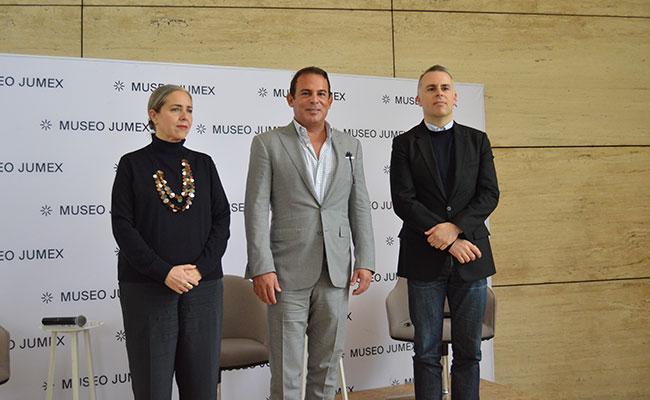JULIETA GONZÁLEZ, Eugenio López Alonso y Douglas Fogle