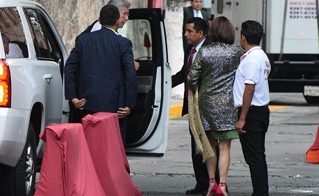 Gerardo Ruiz Esparza / Foto: Claudia Terrón - El Sol de Toluca