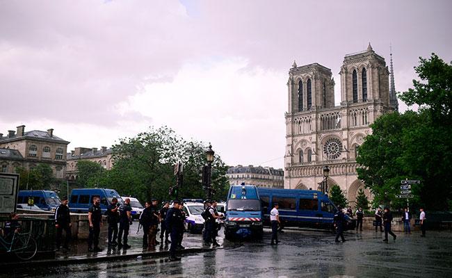 Atacante de Notre Dame juró lealtad al EI en vídeo