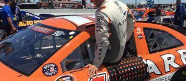 El piloto Daniel Suárez undécimo puesto en la NASCAR