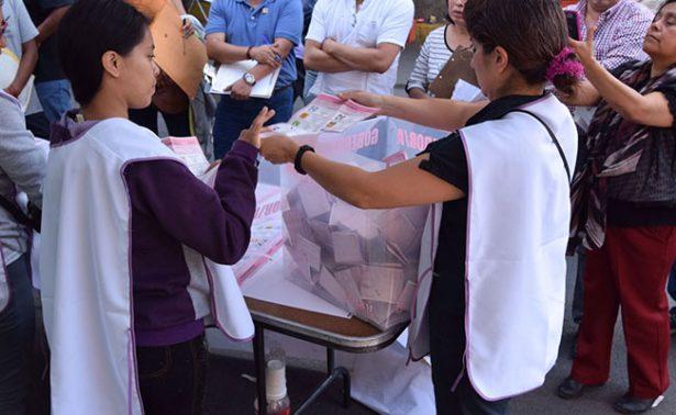 Reporta INE 31 incidentes en la jornada electoral en cuatro estados
