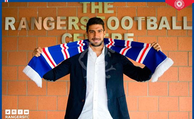 Twitter @RangersFC