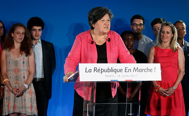 Catherine Barbaroux. Foto: EFE