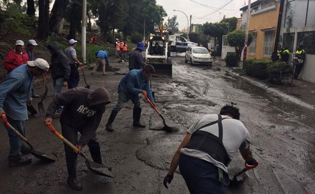 Analiza Naucalpan demandar a las autoridades de CDMX por bombeo de agua