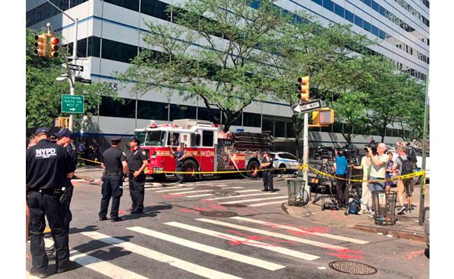 Foto: Twitter @NYPDnews