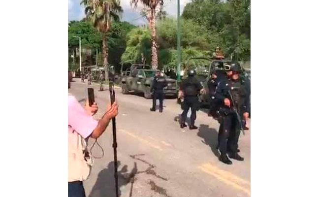 Suman siete muertos tras tiroteos en penal de Ciudad Victoria