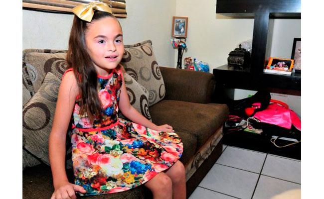 Karyme, una de las sobrevivientes de la tragedia en Guardería ABC