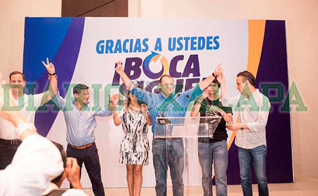 PAN-PRD y Morena tienen ventaja en principales municipios de Veracruz