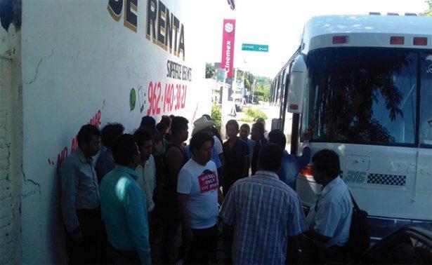 Campesinos de Chiapas protestarán en la CdMx