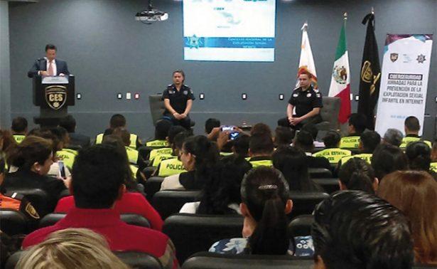 DEA capacita a policías del Estado de México