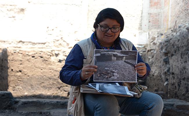 Descubren restos de un barrio azteca en la capital de México