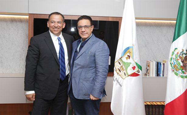 Hidalgo trabaja con EU en coordinación de inteligencia