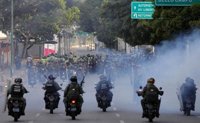 Quien perdió completamente por el asalto al Parlamento fue Nicolás Maduro — Florido