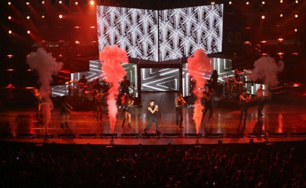 Ricky Martin enciende al Auditorio Nacional