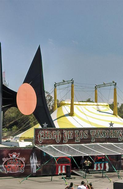 Foto: El Circo de los Temores / Facebook
