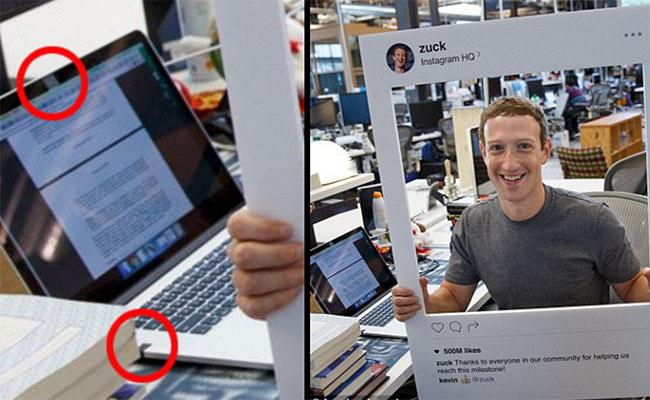 El creador de la red social causó polémica por ocultar su cámara / Foto: FB Mark Zuckerberg / Especial
