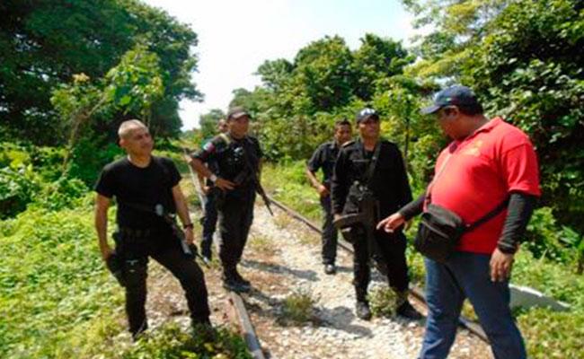 Tras los saqueos de enero, el gobierno mexicano desplegó un operativo Antipandillas en toda la región fronteriza con Guatemala. CRÉDITO: DIARIO DEL SUR