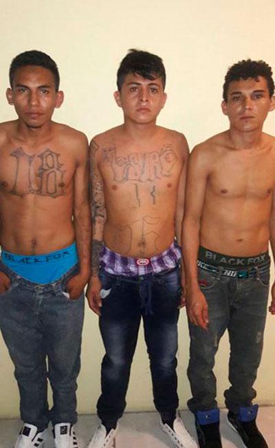 La nueva generación mara se caracteriza por usar menos tatuajes, portar armar de fuego genuinas y sumar más mexicanos en sus filas. CRÉDITO: DIARIO DEL SUR