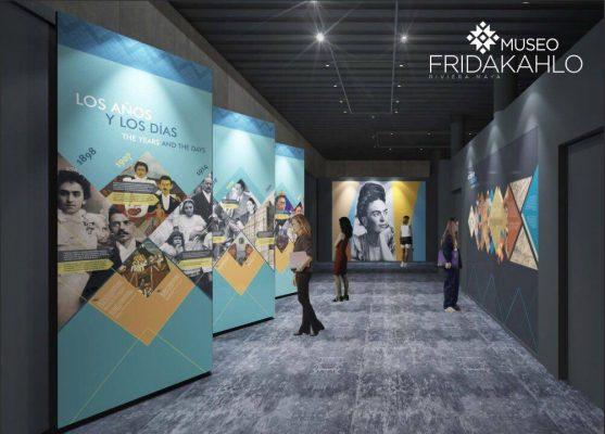 Foto FB Museo Frida Kahlo Riviera Maya