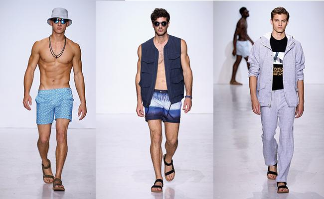 Tendencias ligeras que vestirán los hombres en la primavera de 2018