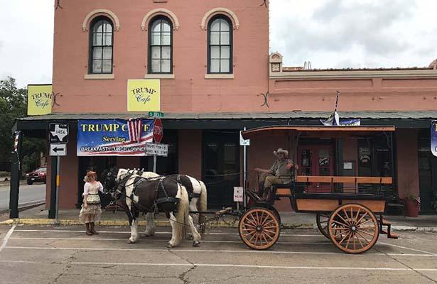 Foto: Trump Cafe Texas / Facebook